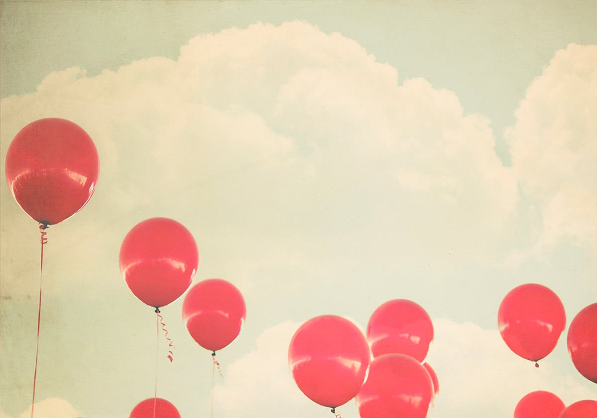 Download Vintage Photography Balloons Wallpaper Beautiful Tumblr Themes