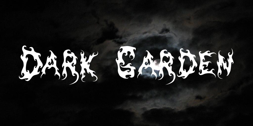 dark-garden-font-1-big