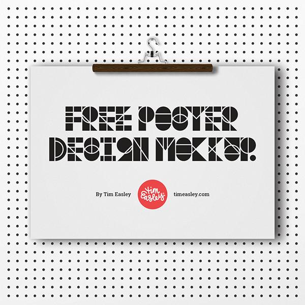FREE 7+ Horizontal Poster Mockups In PSD