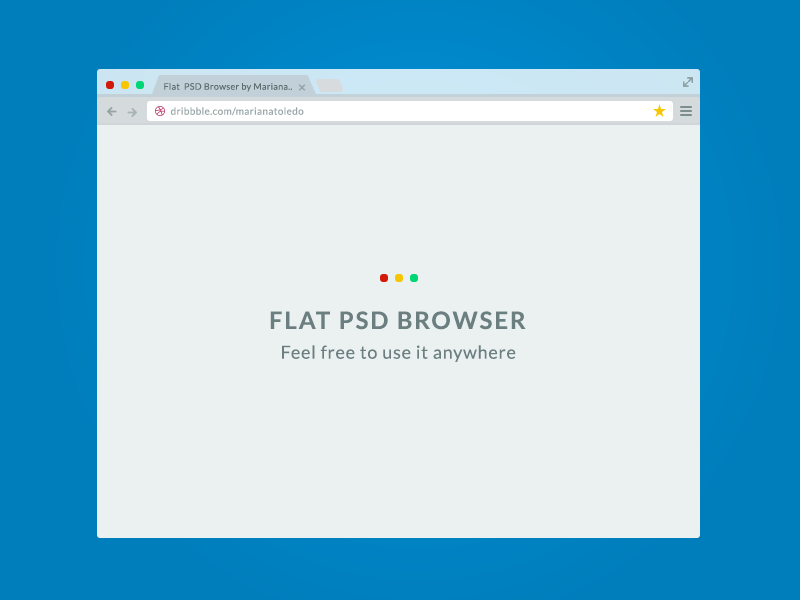 flat browser