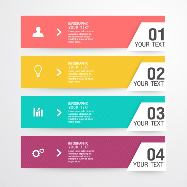 free-infographic-label-elements_23-2147490663