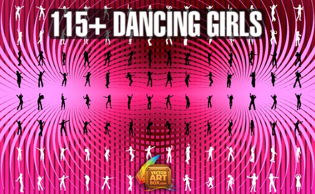 free-vector-dancing-girls-silhouettes_027941_dancing-girls-silhouettes