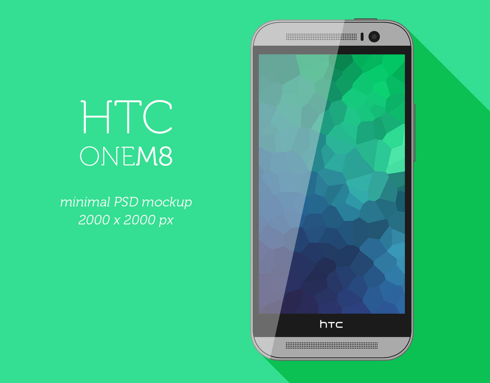 htc_one_m8_minimal_psd_by_bensow-d7s6tz6