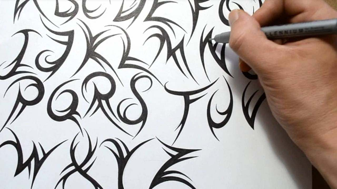 Tattoo Fonts: 30+ Free Tattoo Fonts