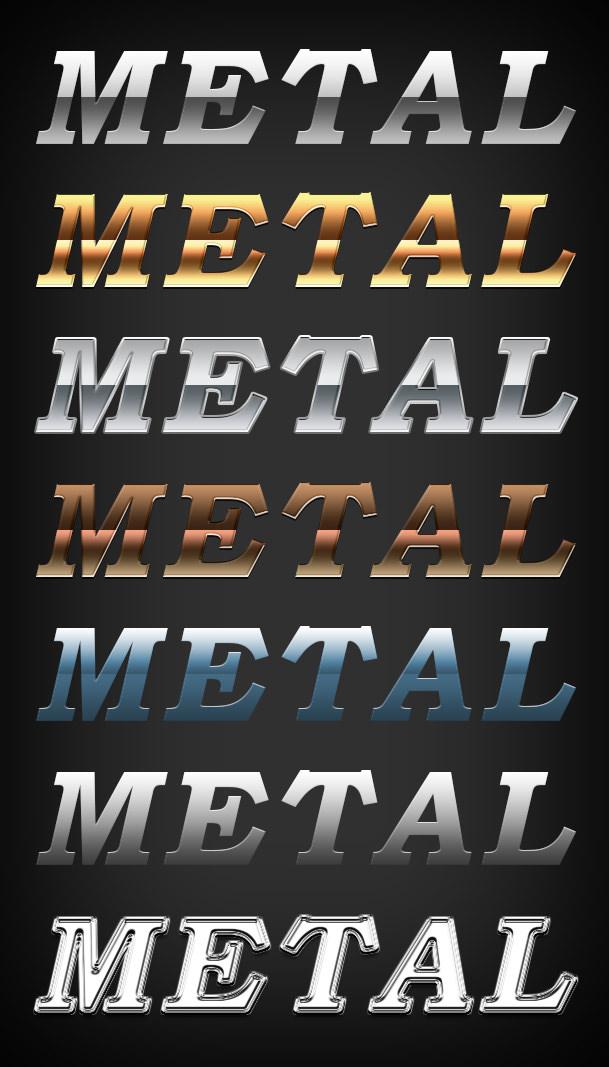 metal-styles
