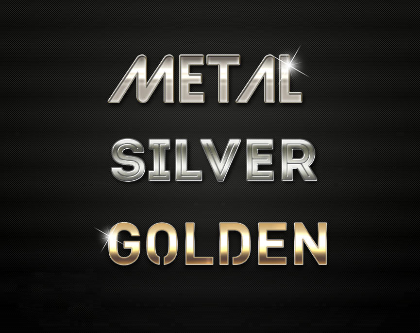 metal-text-styles
