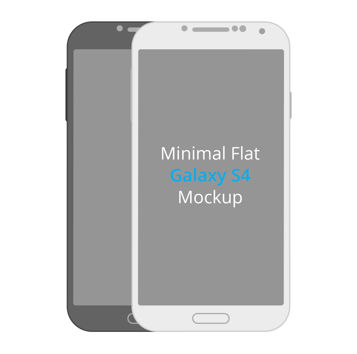 minimal_flat_galaxy_s4_mockup_by_rahuldass-d6hdxr7