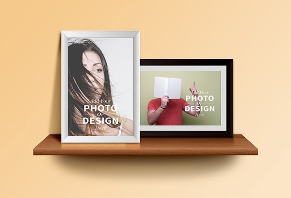 Download 35+ Free Vector PSD Image Frame Mockups