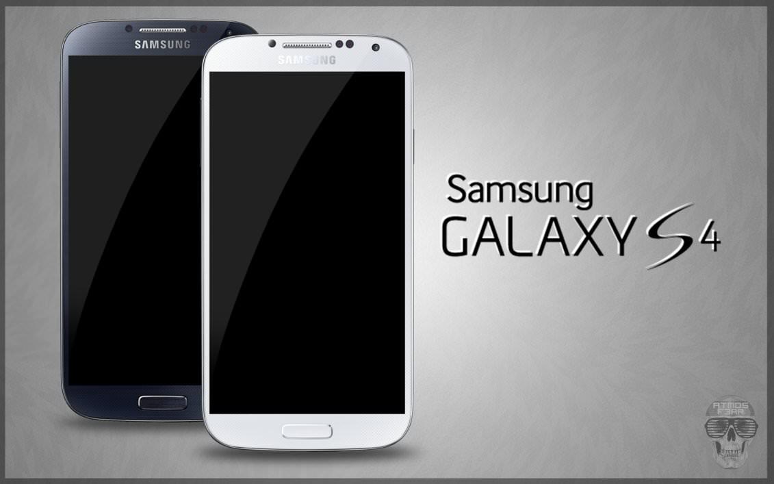 samsung_galaxy_s4_psd_black_white_by_danishprakash-d5y2xcl