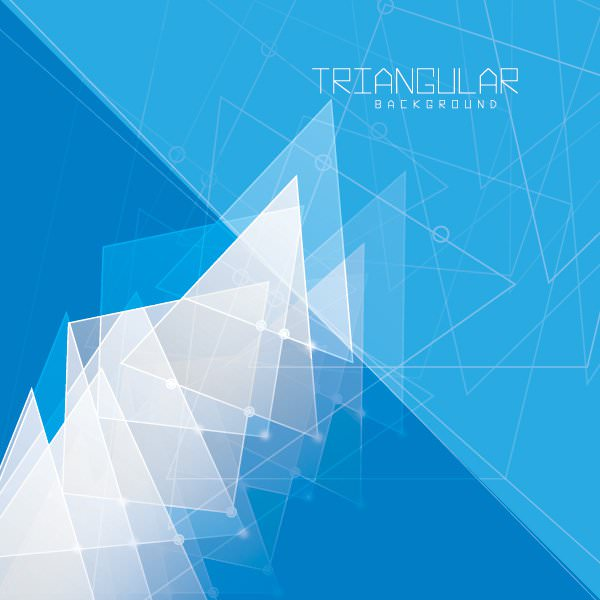 triangular_background