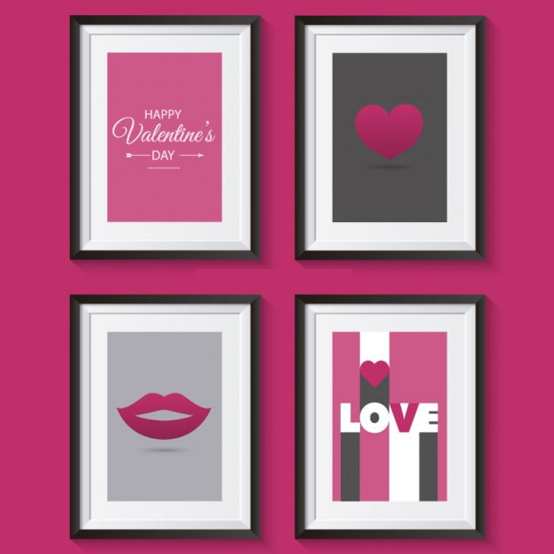 valentine-s-greetings-with-frames_23-2147502363