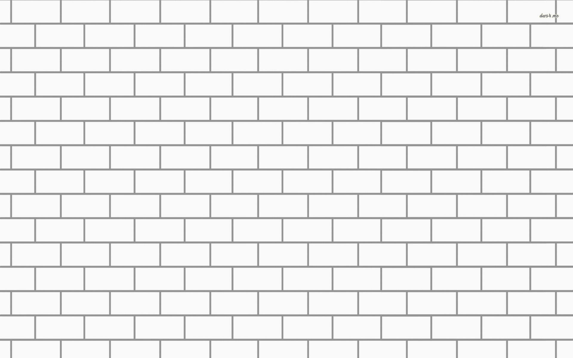 Download White Brick Wall Background