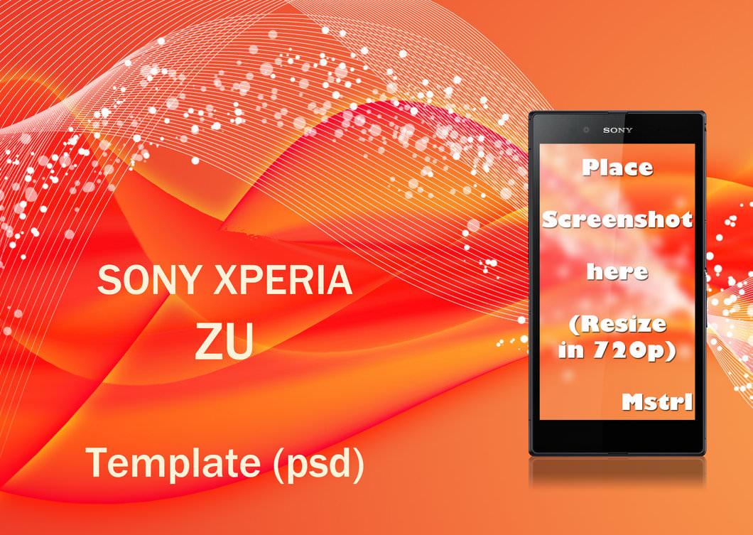 xperia_zu_template_by_mstrl-d6jx1dn