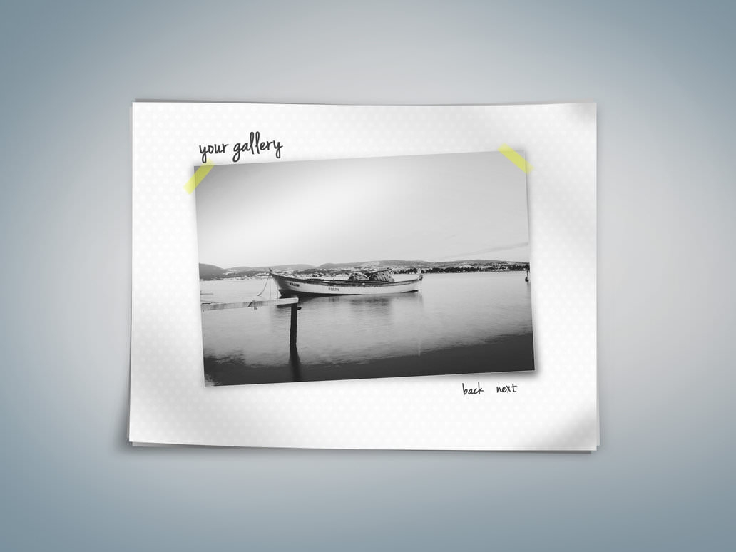 your_gallery_psd_template