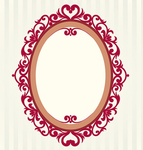 20 free vector vintage frame designs for S design photo