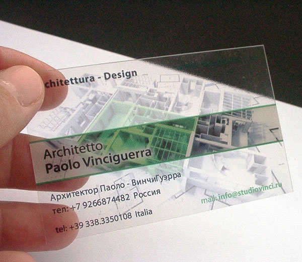 FREE 21+ Inspirational Architecture Business Card