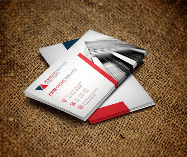 16 free psd real estate business card designs free stylish real estate business card design psd colourmoves