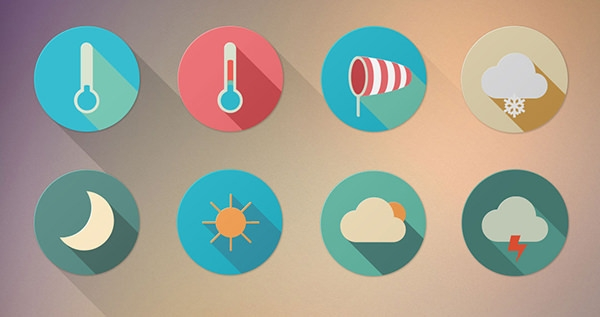 Free-Weather-foreacst-icons