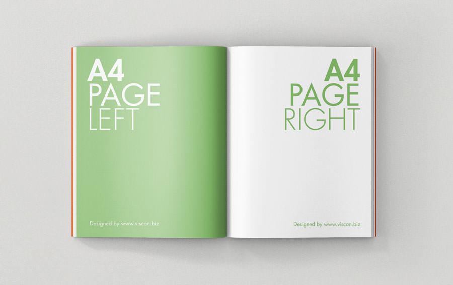 15+ Free PSD Photorealistic Magazine Mockups