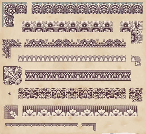 Vector-Vintage-Floral-Border-and-Corner-Design-Elements-03