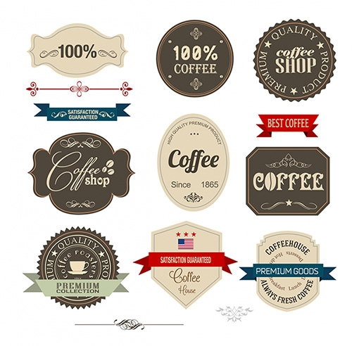 Vintage_Labels-for-coffee-shop