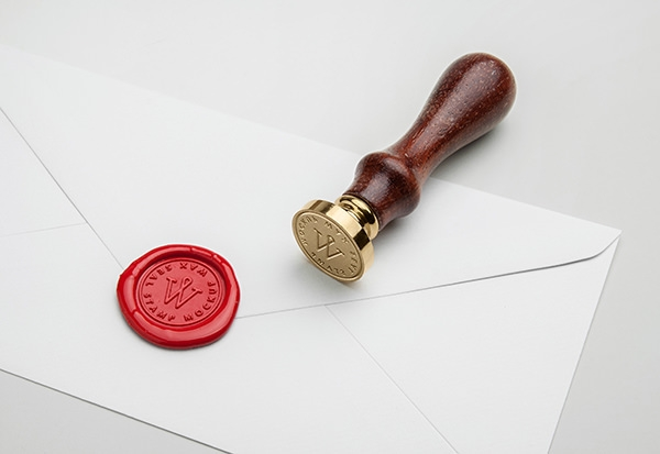 Wax-Seal-Stamp-PSD-MockUp
