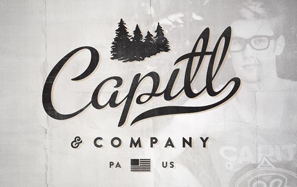 capitl-&-company-logo-design