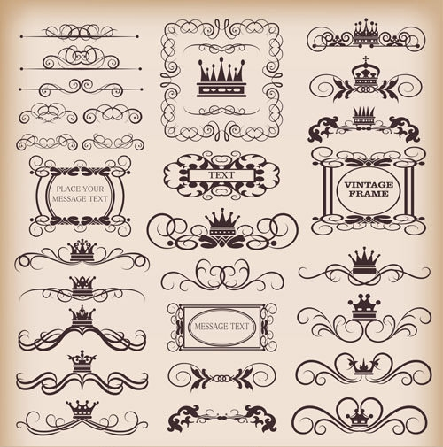 design_elements-and-decorative-border