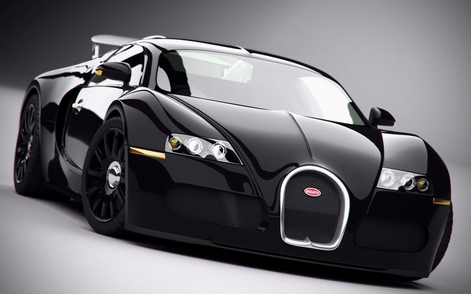 black 3d desktop car wallpaper - Cool Cars Wallpapers 3d