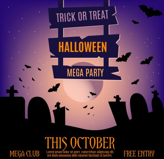 halloween-invitation-vector-template