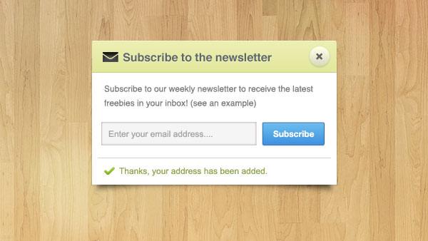 newsletter-note