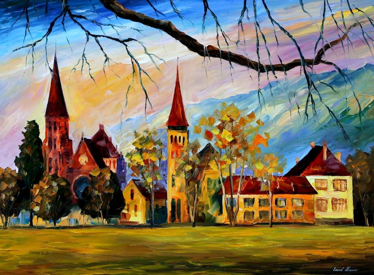 oil-paintings-handcraft-landscape-art