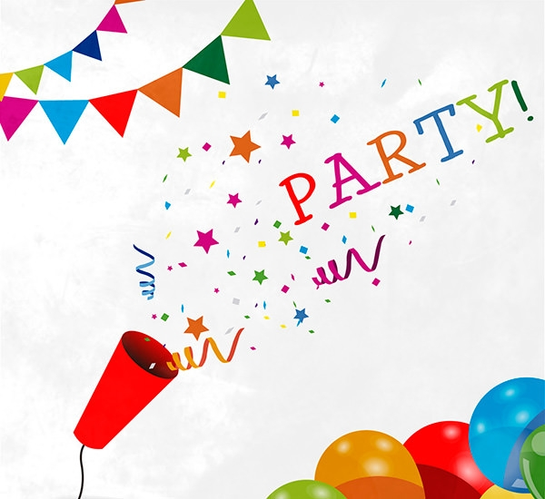 party-background