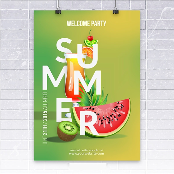 summer-party-poster