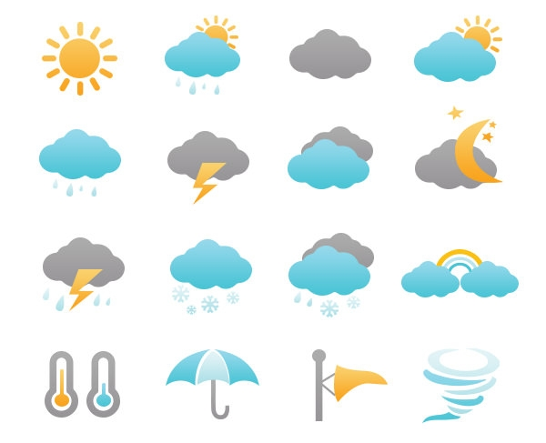 weather-icons-set-psd