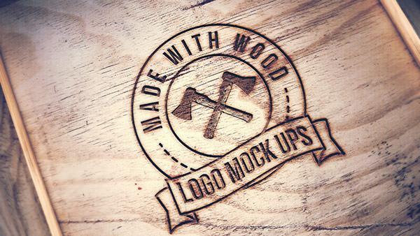 25 free psd wood logo mockups free amp premium creatives
