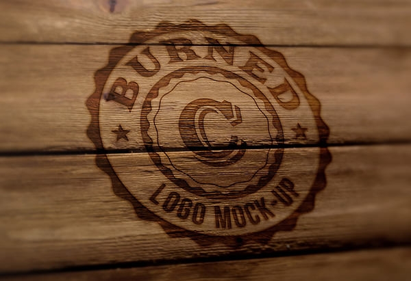 burned-wooden-logo-mockup