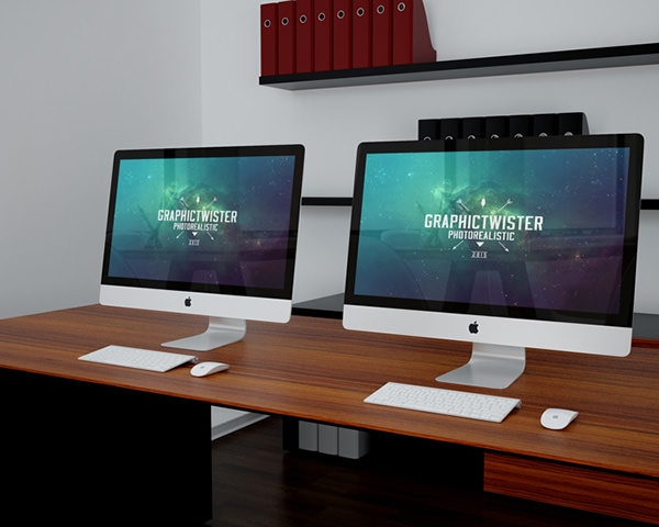 double-imac-office-mockup