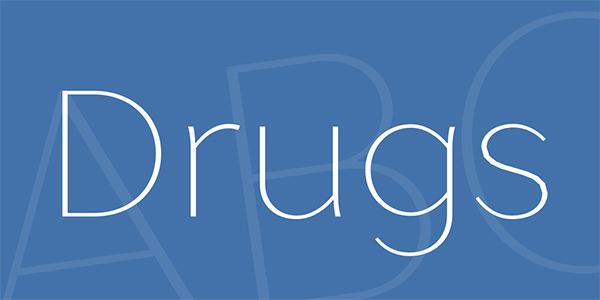 drugs-font