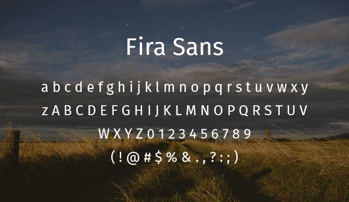 fira-sans-best-free-sans-serif-fonts