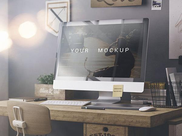 iMac-psd-mockup