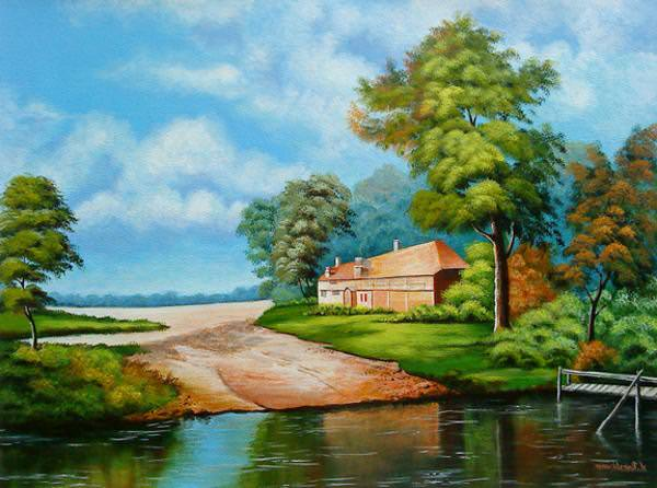 landscape-acrylic-paintings-on-canvas