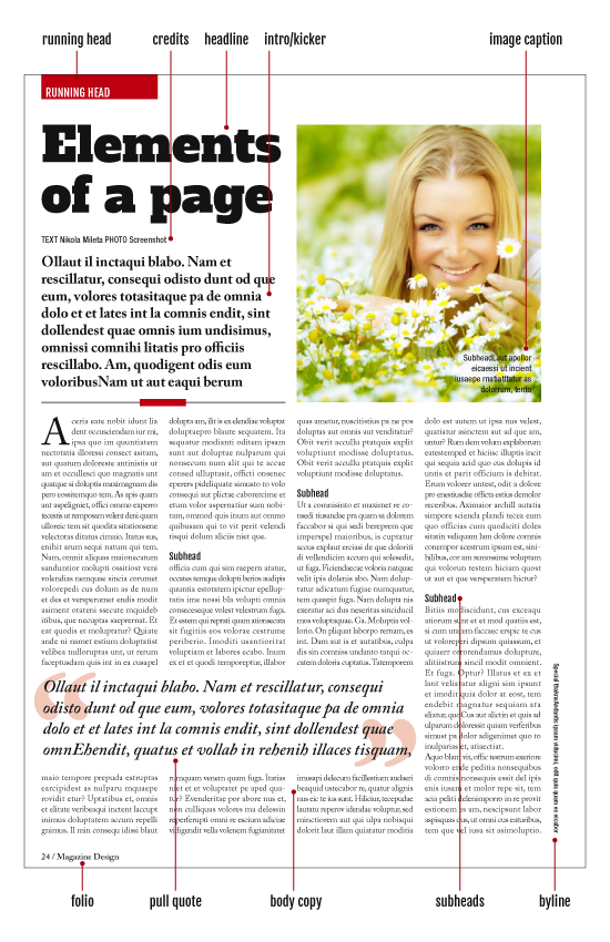 magazine-design-page-elements
