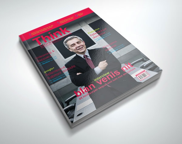 magazine-design-template
