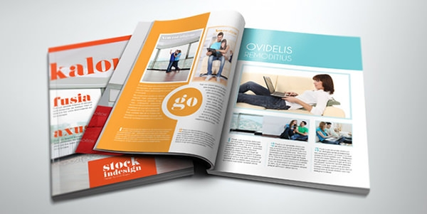Best magazine design templates in pdf freecreatives