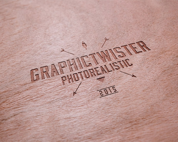 realistic-logo-mockup-on-wood