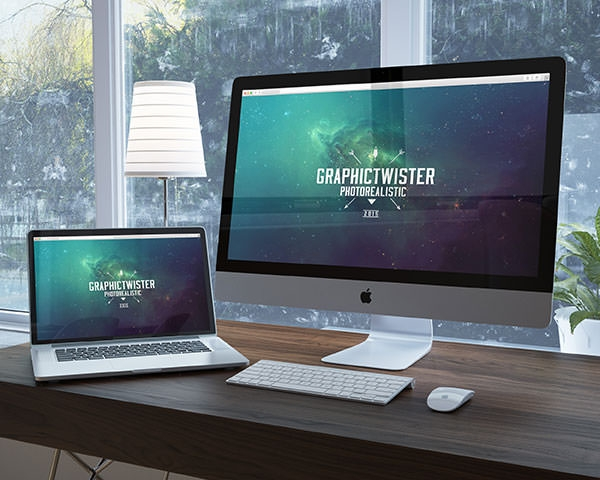 workspace-imac-mockup-template