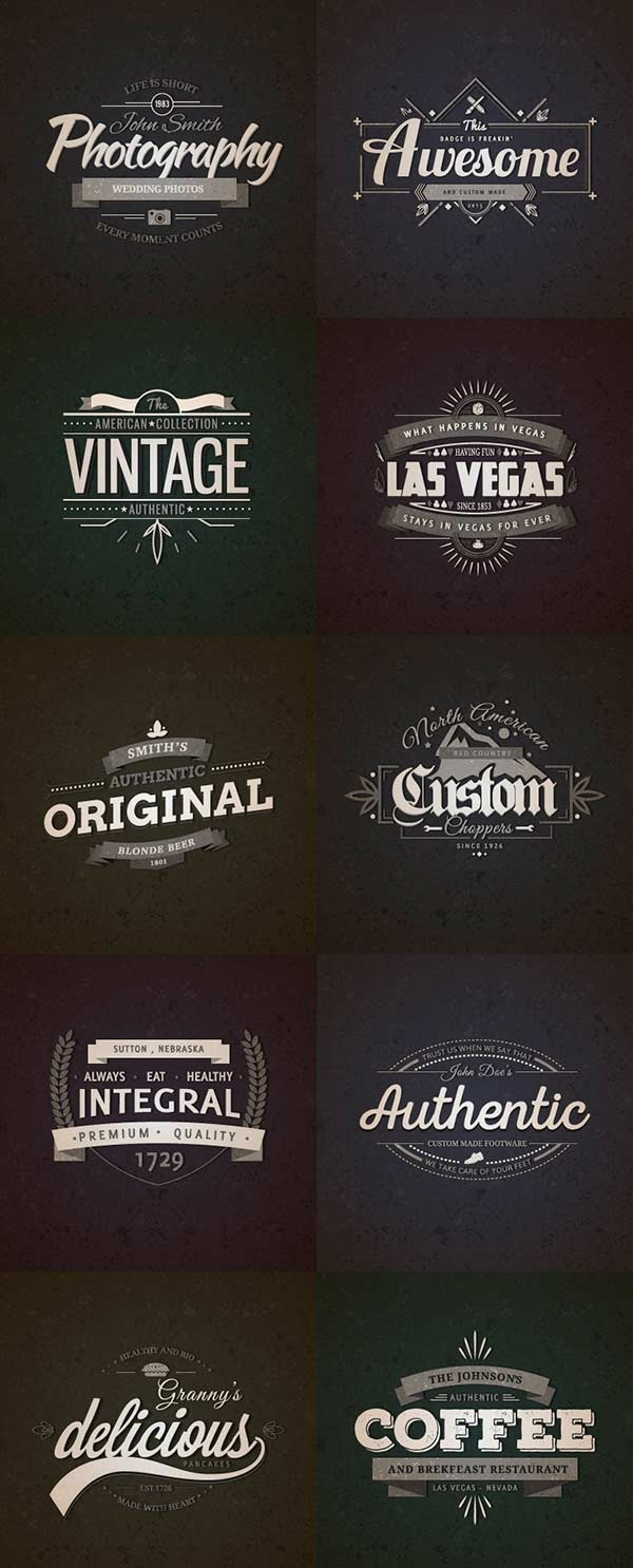10-Retro-Vintage-Badges-