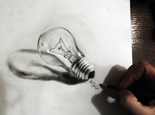 3D-Pencil-Drawings-and-illustrations
