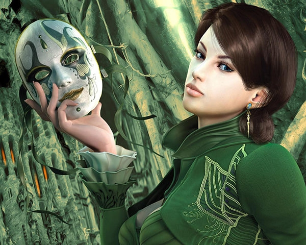 3d-girl-wallpaper-with-mask